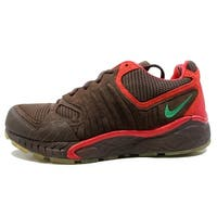 Nike Men's Air Talaria Baroque Brown/Classic Green-Sport Red 311704-231 Size 10.5