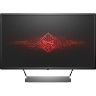 "Refurbished - HP OMEN 32 32"" QHD panel LED AMD Freesync Display Monitor 2560x1440 @ 75Hz