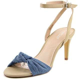 Charles By Charles David Zoo   Open Toe Canvas  Sandals