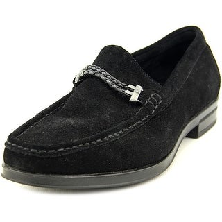 Stacy Adams Nesbit   Round Toe Suede  Loafer
