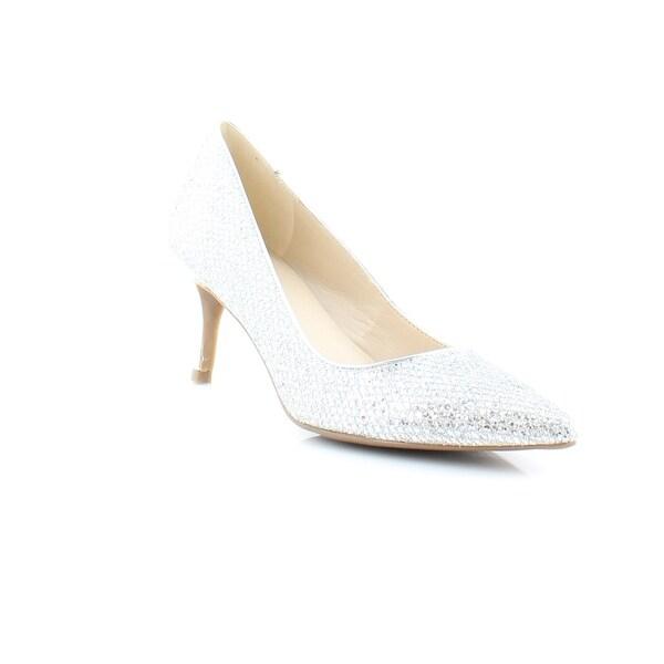 Marc Fisher Milee Women's Heels Silver