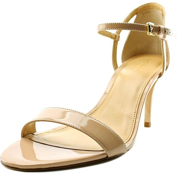 Sandals for Women On Sale, Leather Brown, Leather, 2017, 4.5 Michael Kors