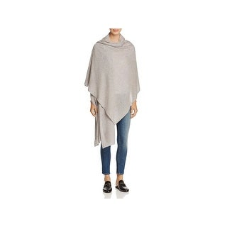 Private Label Womens Wrap Top Cashmere Marled - o/s