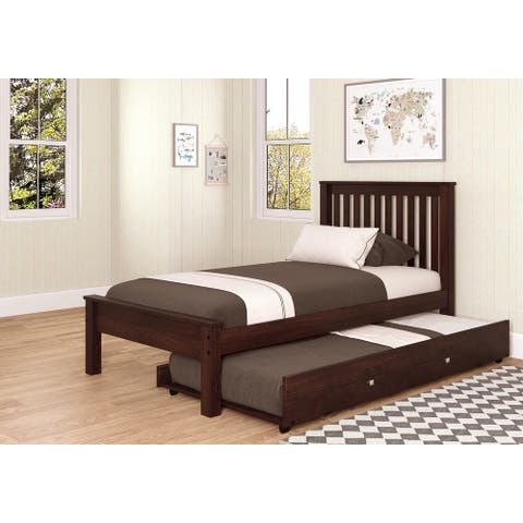 Donco Kids Donco Kids Contempo Twin Bed with Trundle