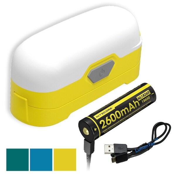 Shop NITECORE LR30 205 Lumen Compact Camping Lantern with