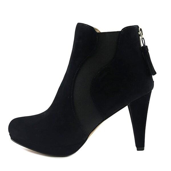Adrienne Vittadini Womens av pami Closed Toe Ankle Fashion Boots