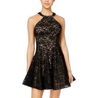B. Darlin Womens Juniors Party Dress Clubwear Night Out - 1/2
