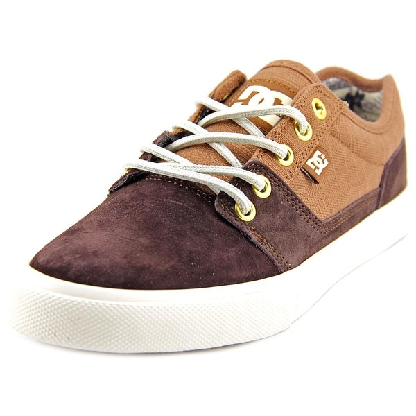 DC Shoes Tonik SE Round Toe Suede Skate Shoe
