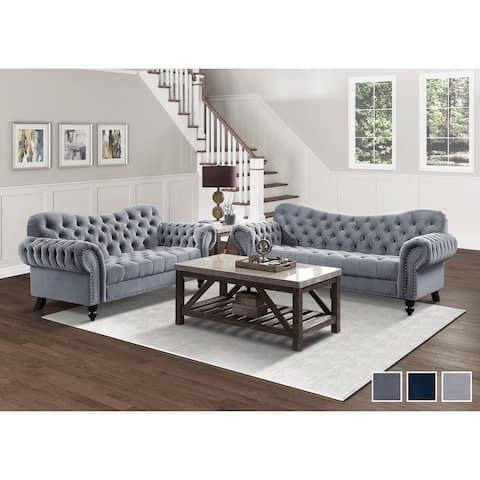 Cardiff 2-Piece Living Room Set
