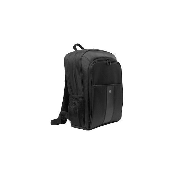"""V7 CBP21-9N V7 Professional CBP21-9N Carrying Case (Backpack) for 16"""" Notebook, Tablet, Smartphone, Business Card, Pen, Key"""