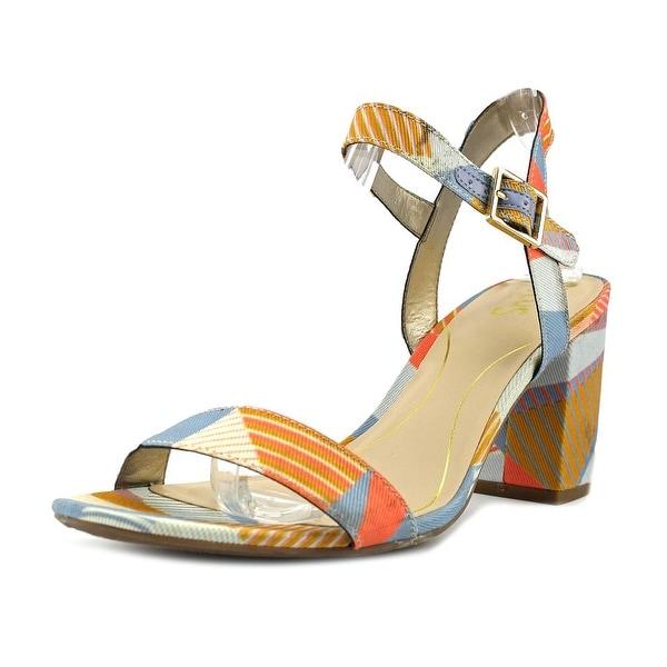 8e2f04f26418 Shop Circus by Sam Edelman Ashton Women Peach Multi Sandals - Free ...