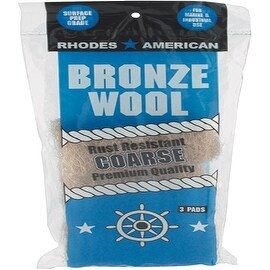 Homax 3Pk Coarse Bronze Wool