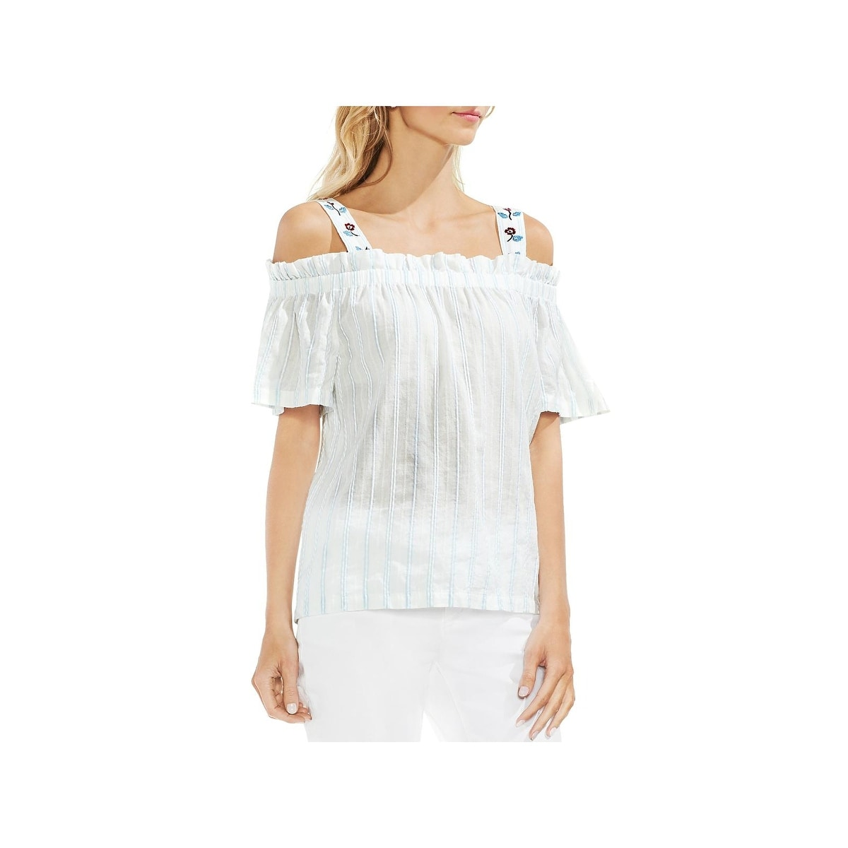 80e7e987c4e4 Vince Camuto Tops   Find Great Women's Clothing Deals Shopping at Overstock