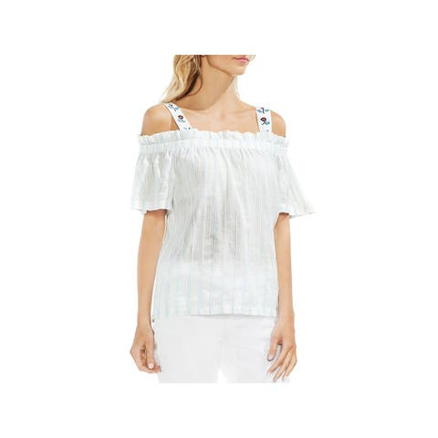 1b9ca505 Vince Camuto Tops Sale | Find Great Women's Clothing Deals Shopping ...