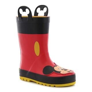 Disney Mickey Mouse Rain Boots