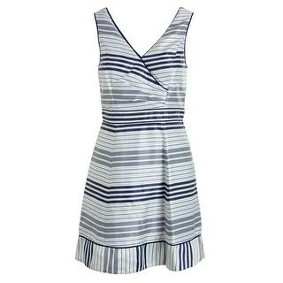 Jessica Simpson Womens Shimmer Sleeveless Casual Dress - 14