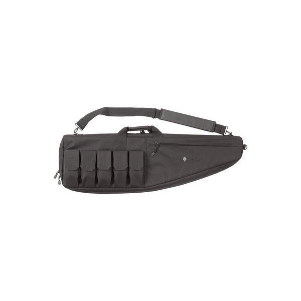 "Tactical Rifle Case Duty Endura Shoulder Strap 42"" Black"