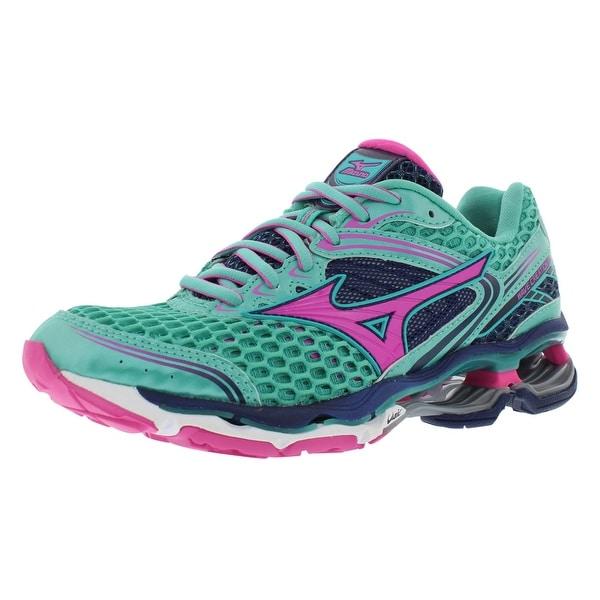 innovative design 621ab 047ef Mizuno Wave Creation 17 Running Women  x27 s Shoes ...