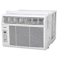 Koldfront WAC10002WCO 10000 BTU 115V Window Air Conditioner with Dehumidifier and Remote Control - White - N/A