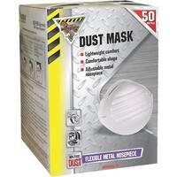 McCordick Glove & Safety 50Pk Dust Mask SRS8501-50Q Unit: BOX