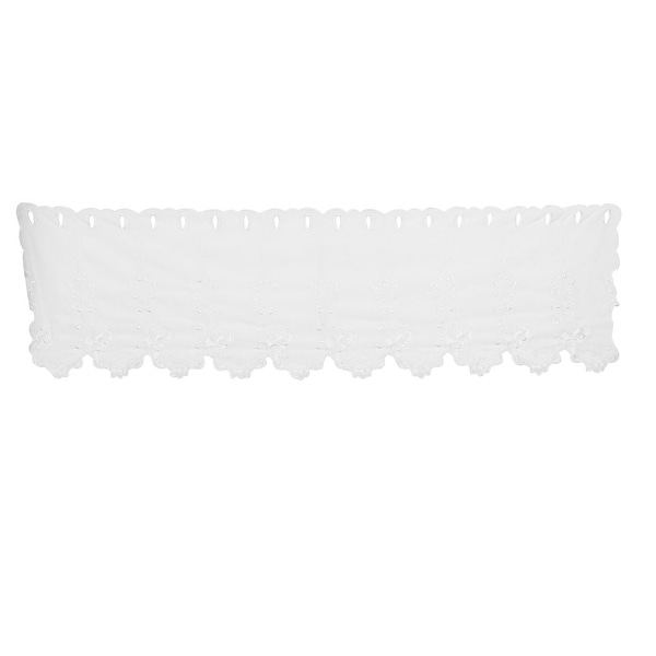 Polyester Bird Pattern Blackout Curtain Window Valance White 57 Inch x 17.7 Inch. Opens flyout.