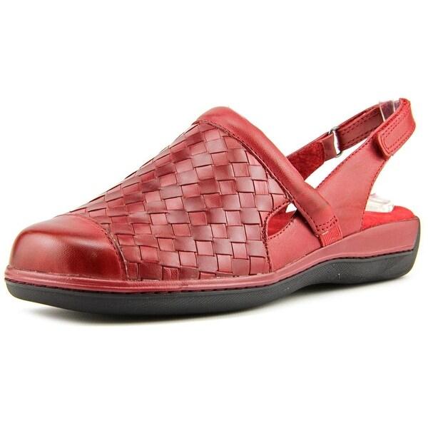 Softwalk Salina N/S Round Toe Synthetic Slingback Sandal