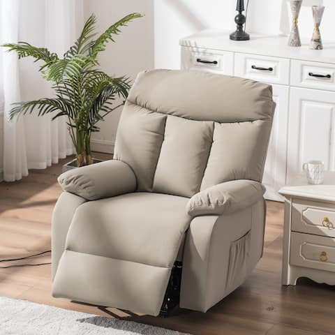 Electric Lift Function Chair Recliners with Massage