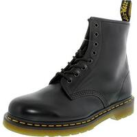 Dr. Martens Mens 1460 Classic 8 Eye Boot, Black