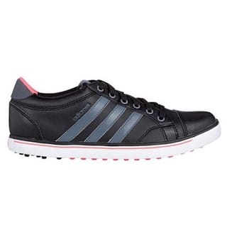 Adidas Women's Adicross IV Black/Onix/Flash Red Golf Shoes Q47025|https://ak1.ostkcdn.com/images/products/is/images/direct/5b0fed71de4262512f97561f1a9dfcd1f109c8b5/Adidas-Women%27s-Adicross-IV-Black-Onix-Flash-Red-Golf-Shoes.jpg?impolicy=medium