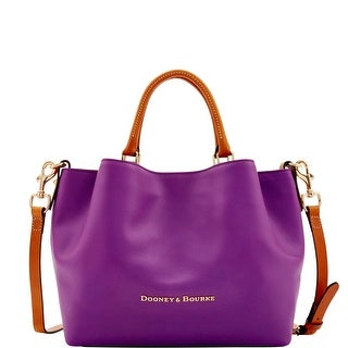 Dooney & Bourke City Barlow (Introduced by Dooney & Bourke at $348 in Sep 2016) - Purple