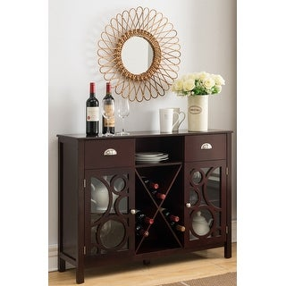 Link to Porch & Den Wine Cabinet Similar Items in Dining Room & Bar Furniture