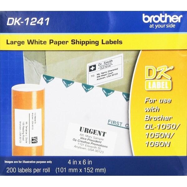 Brother Intl (Labels) - Dk1241