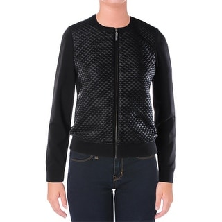 Finity Womens Jacket Quilted Full Zip - 2