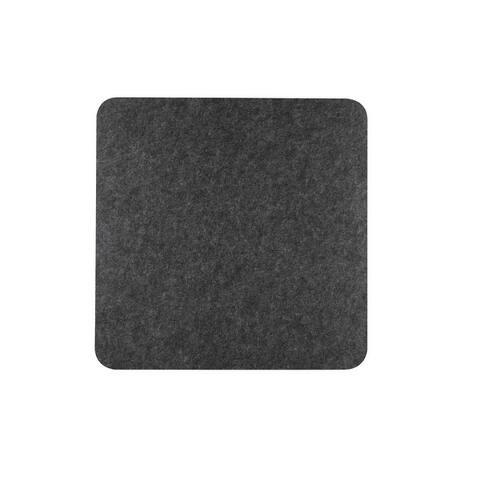 "Lumeah Sound Dampening Pinnable Tile Panel, 11.5""H x 11.5"" W, 12 Pack"