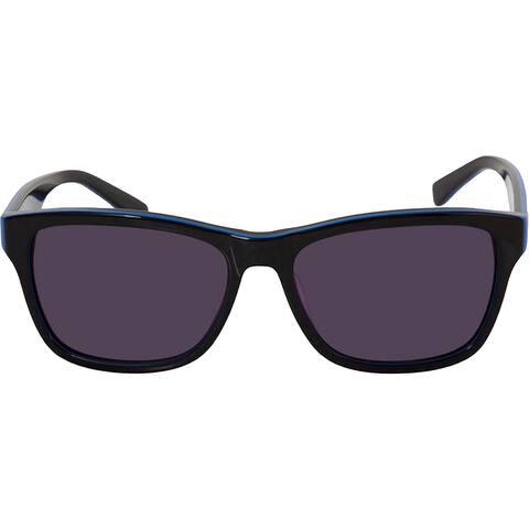 Lacoste Men's Non-Polarized UV Protection Square Sunglasses - 55mm