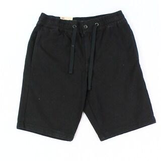 Levi's NEW Men's Black Size Small S Drawstring Knit Classic Shorts
