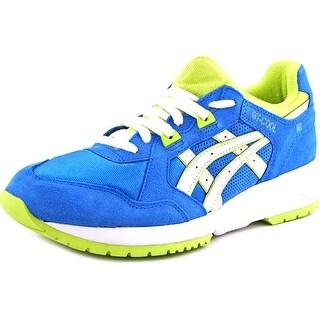 Asics GT-Cool Men Round Toe Suede Blue Running Shoe