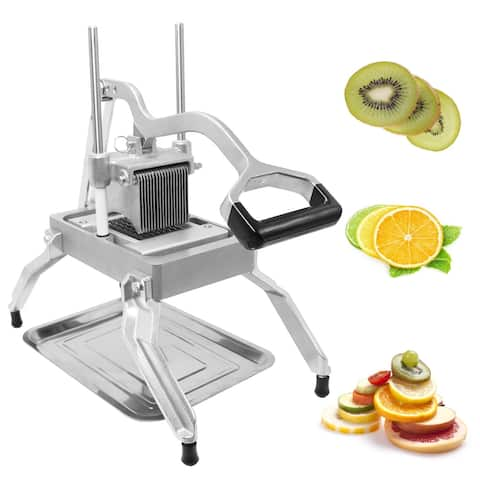 Commercial Vegetable Fruit Dicer Slicer Blade Onion Cutter Chopper Tomato Slicer