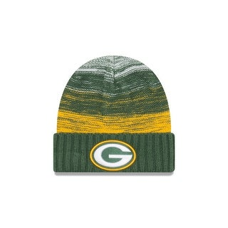 Green Bay Packers Team Snug Knit Hat