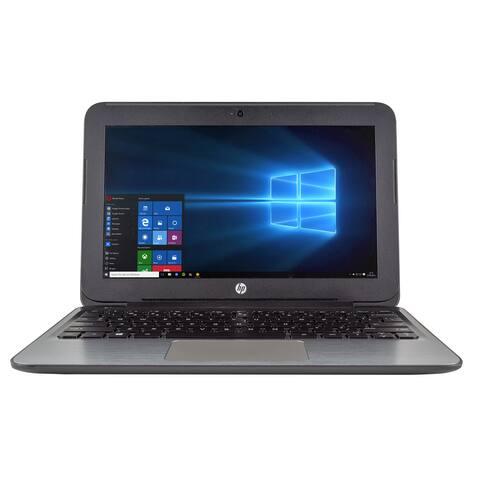 "HP Stream 11 Pro G2 11.6"" Notebook Intel Celeron Gray T3L14UT Windows 10"