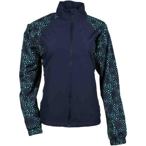 Page & Tuttle Womens Womens's Windshirt Athletic Outerwear Jacket