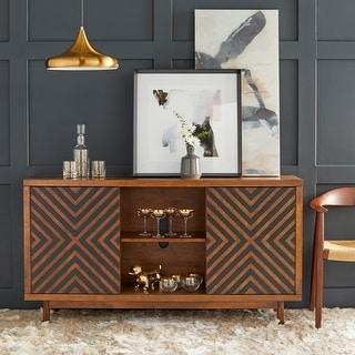 Link to Lifestorey Mason Mid-century Modern Buffet Similar Items in Dining Room & Bar Furniture
