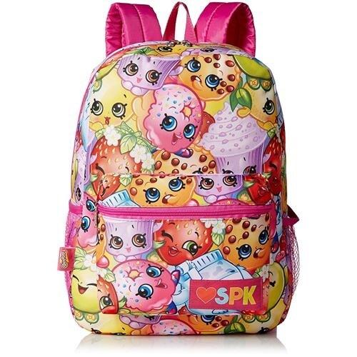 56497b9f2de Shop Shopkins Girls Shopkins Character Backpack - Ships To Canada ...
