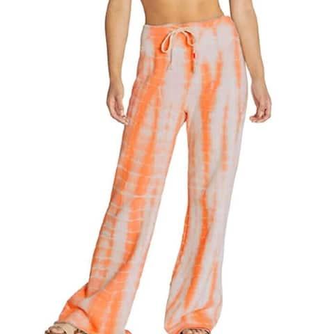 Loose Printed Yoga Wide Leg Sports Pant
