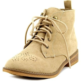 Rocket Dog Menosi Women Round Toe Synthetic Ankle Boot