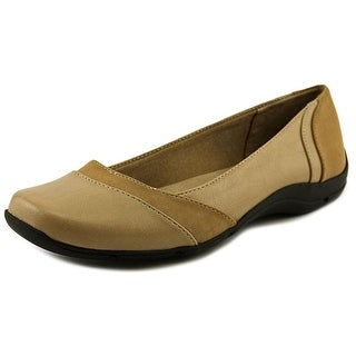 Life Stride Daydream Round Toe Synthetic Ballet Flats