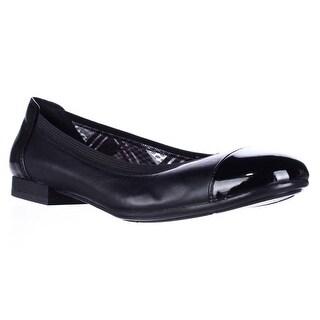 naturalizer Therese Ballet Flats - Black