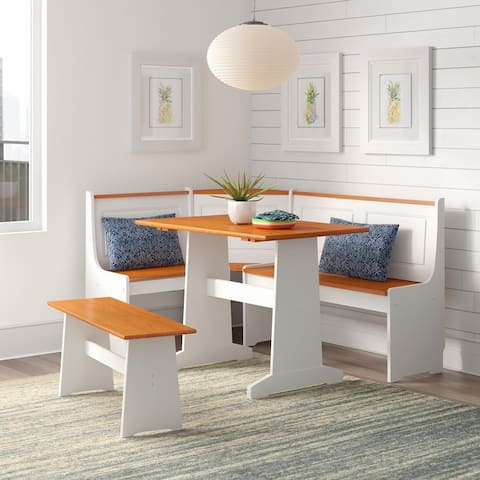 Buy Breakfast Nook Kitchen Dining Room Sets Online At Overstock Our Best Dining Room Bar Furniture Deals