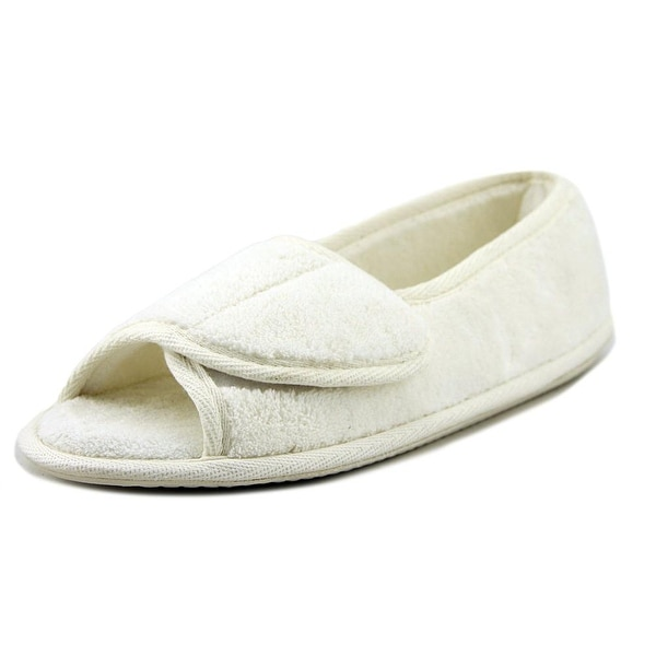 Daniel Green Tara II White Slippers