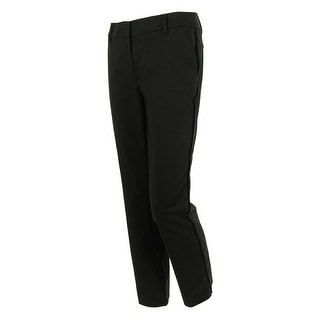 Jones New York Women's Pipe Detail Dress Pants - 2p